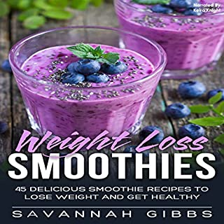 Weight Loss Smoothies cover art