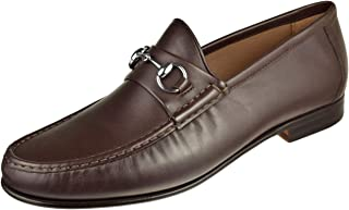 Mens Shoes Ascot Bit Loafer Ascot-Coffee