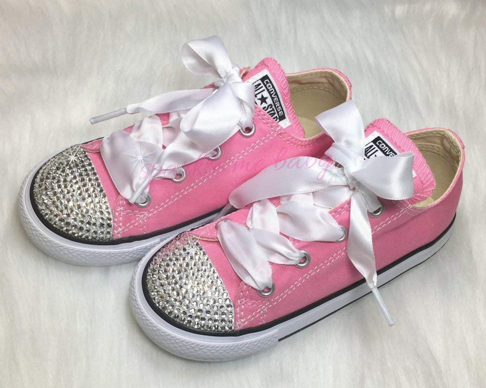 Bling Baby Toddler Shoes in Pink Customized yo Special price for a limited Free Shipping Cheap Bargain Gift time Authentic ~