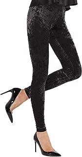 Crushed Velvet Leggings | Women's Premium Fashion Leggings