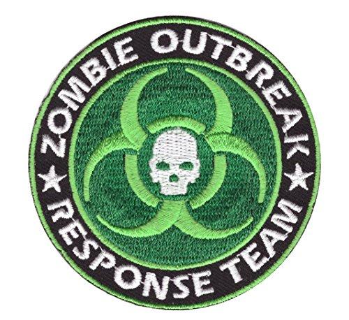 Titan One Europe - Zombie Outbreak Response Team Green