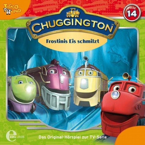 Frostinis Eis schmilzt (Chuggington 14) Titelbild