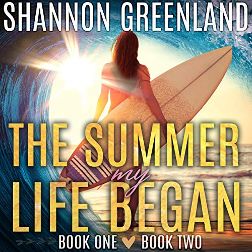 The Summer My Life Began: Box Set Audiobook By Shannon Greenland cover art