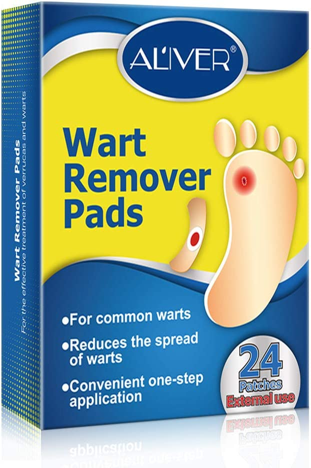 3 Ranking TOP11 Boxes Wart Remover Max 61% OFF Removal Pad Remov Foot Plasters Corn