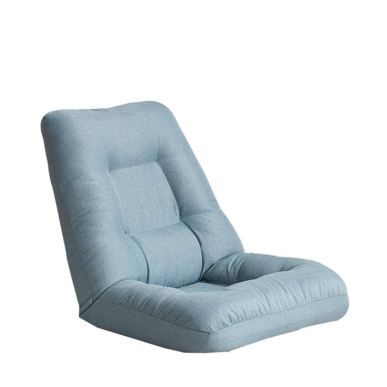 ペルセウスプロポーショナル羊シングルソファ 座椅子 フロアチェア シンプル コンパクト ふわふわ 調節可能