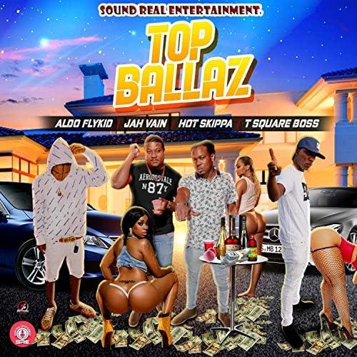 Hotskippa, T Square Boss & Aldo Flykid feat. Jah Vain