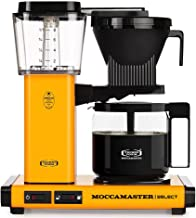 Moccamaster | Filter koffiezetapparaat | KBG 741 Select | Kleur: Gele paprika