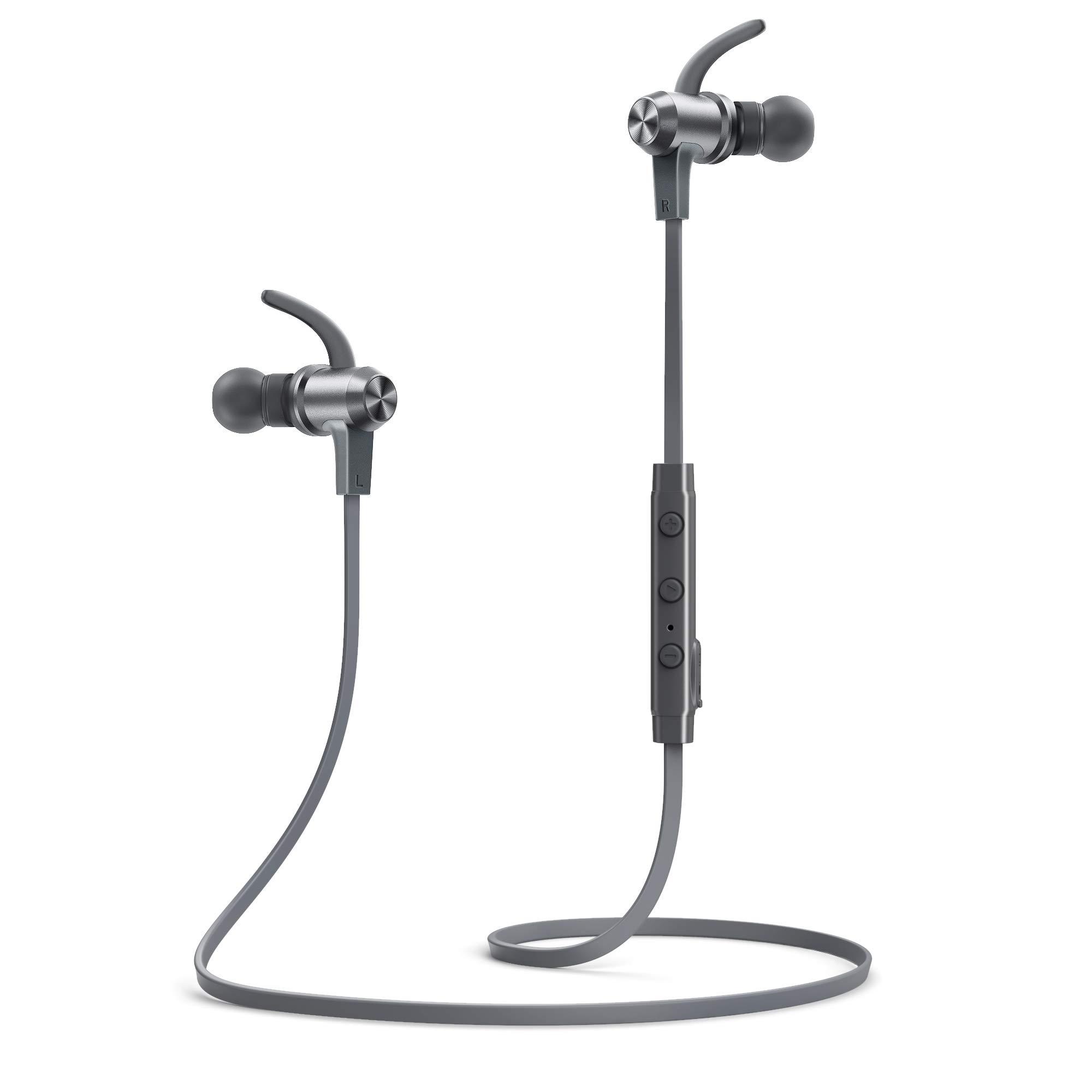 TaoTronics Bluetooth Headphones Wireless Waterproof