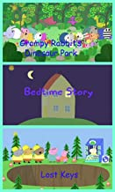 Storybook Collection: Grampy Rabbit's Dinosaur Park, Bedtime Story and Lost Keys - Great Picture Book For Kids