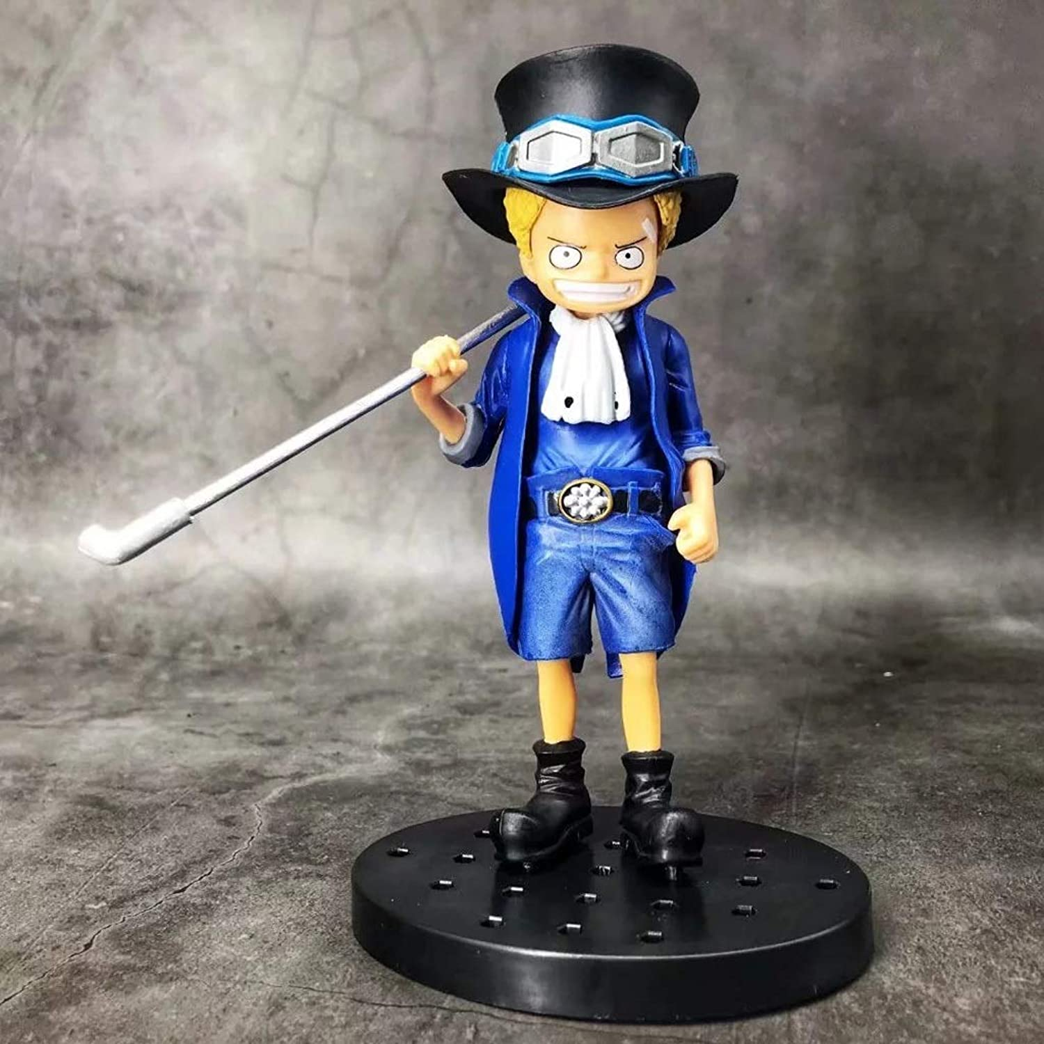 WXFO Toy Figurine Toy Model Anime Character Gift Ornament Birthday Gift Anime model (color   C)