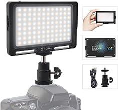 On Camera Video Lights