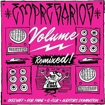 Volume Remixed EP