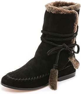 Cynthia Vincent Women's Hustle Shearling Boots