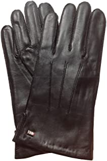 MoDA Mr London Men's Genuine Leather Driving Gloves