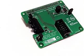 Infrared transceiver for Raspberry Pi