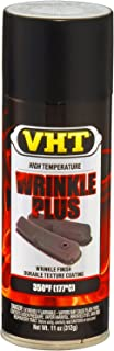 VHT SP201 Wrinkle Plus Black Coating Can - 11 oz.