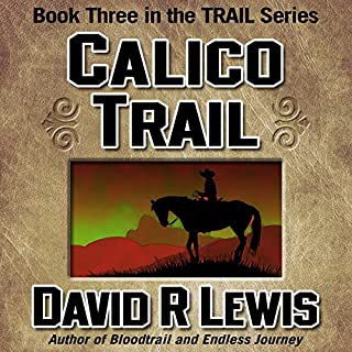 Calico Trail audiobook cover art