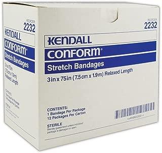 Kendall 917898 Conform Sterile Stretch Bandage, 3