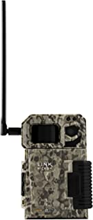 SPYPOINT Link Micro (Smallest on The Market!) Wireless/Cell Trail Camera,  4 Power LEDs,  Fast 4G Photo Transmission w/Preactivated SIM,  Fully Configurable via App