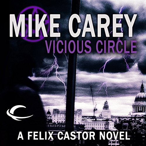 Vicious Circle audiobook cover art