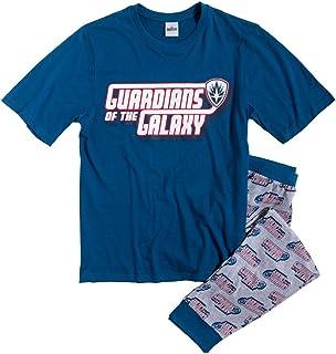 Mens Guardians of The Galaxy Logo Marvel Pyjamas