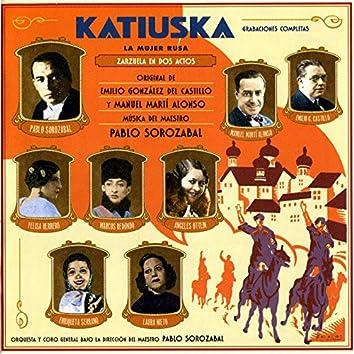 Katiuska - La Mujer Rusa