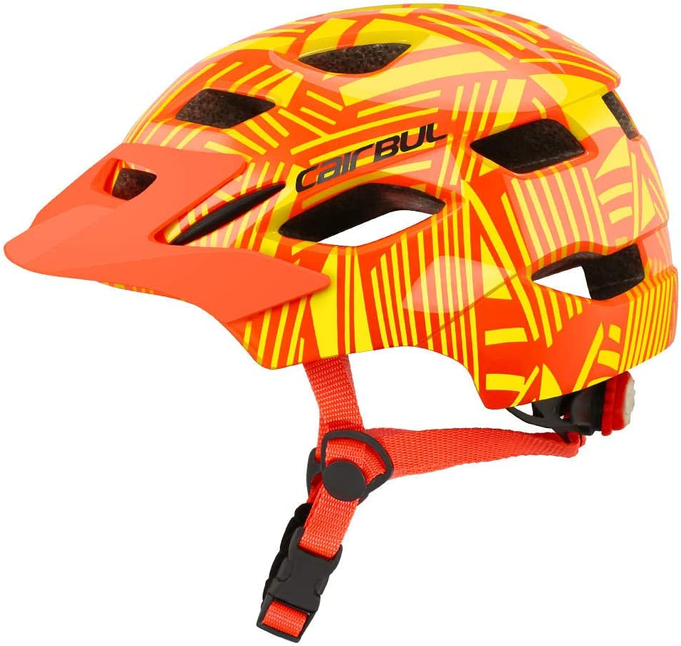 Ariyalk Casco de Bicicleta Profesional Casco de Seguridad Deportiva BMX para Bicycle Helmet, patineta, Scooter, MTB, Bicicleta de montaña, Patinaje en línea, Equipo de protección