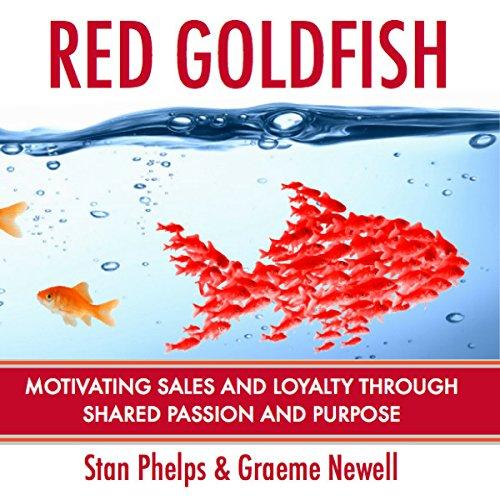 Red Goldfish audiobook cover art