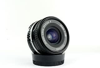 Nikon 28mm f/2.8 series E AIS lens