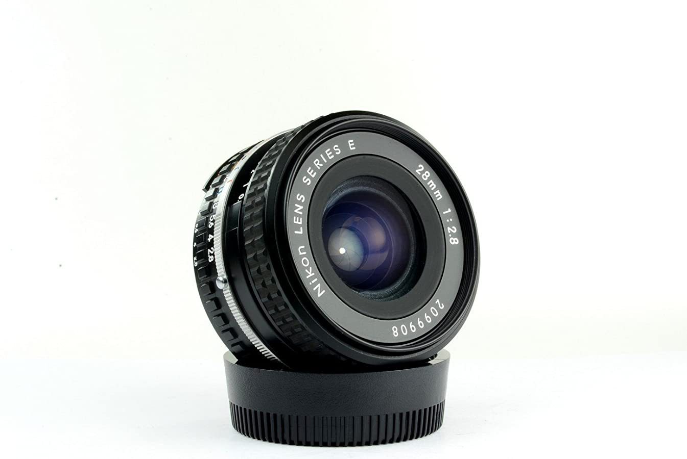 Nikon 28mm f/2.8 series E AIS lens