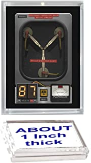 Back To The Future Flux Capacitor Acrylic Executive Display Piece or Desk Top Paperweight