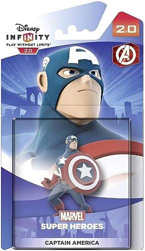 Figurine 'Disney Infinity 2.0' - Marvel Super Heroes : Captain America