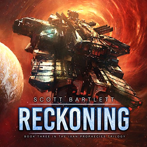 Reckoning audiobook cover art