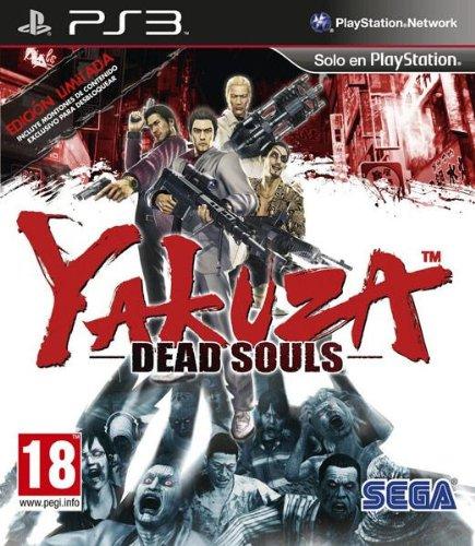 Yakuza: Dead Souls - Edición Limitada