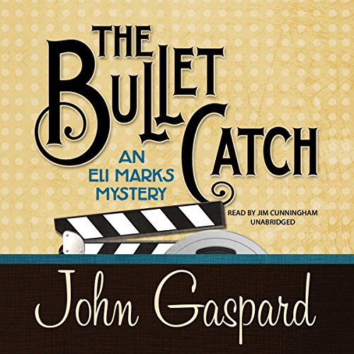 The Bullet Catch audiobook cover art