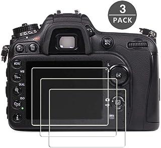 GGS IV Autocollant Film de Protection d/écran LCD en Verre Optique pour Appareil Photo Nikon D7100 D7200