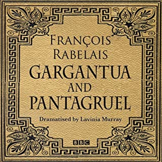 Couverture de Gargantua & Pantagruel (Classic Serial)
