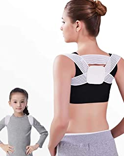 Children's Adult Light Humpback Correction Belt, with Chest Bends and Hunchback Posture
