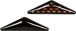 2 X LED SEITENBLINKER BLINKER SMOKE SCHWARZ Mondeo MK3 Focus MK1 SB33