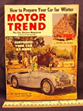 1953 53 November MOTOR TRENDS Magazine (Features: Austin Healey 100, 1953 Chrysler New Yorker, & Buick Special)