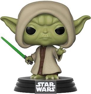 Funko Pop! Figura de vinilo exclusiva de Yoda de Star Wars Battlefront con capucha