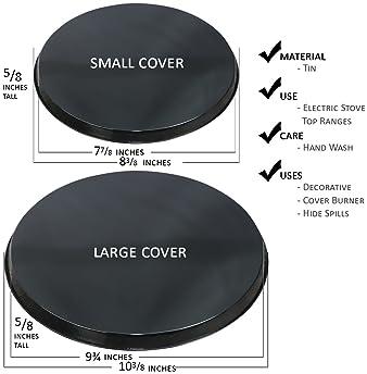 Reston Lloyd Electric Stove Burner Covers