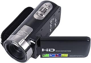 Walmeck HDV-302P 3.0 Inch LCD Screen Full HD 1080P 15FPS 24MP 16X Digital Zoom Anti-Shake Digital Video DV Camera Camcorder
