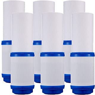 10-inch Water Purification Double-section Filter, Udf+ Precipitation Pp Cotton Water Filter, Used In The Whole House Rever...