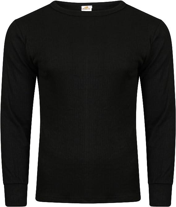 para Hombre Conjunto t/érmico Heatwave Thermalwear
