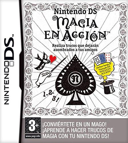 Nintendo Magia en acción, NDS - Juego (NDS, Nintendo DS, Educativo, Nintendo, E (para todos))