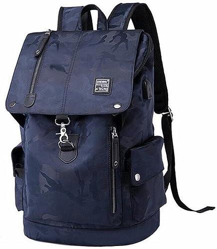 Anti-Theft Rucksack Usb Bag Business Rucksack wasserdichte Reisetasche