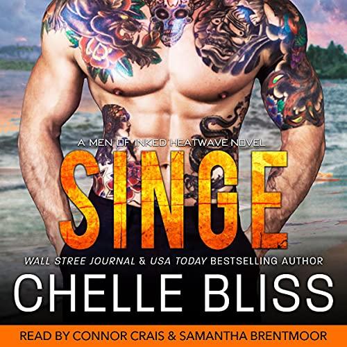 Singe: Men of Inked: Heatwave, Book 8