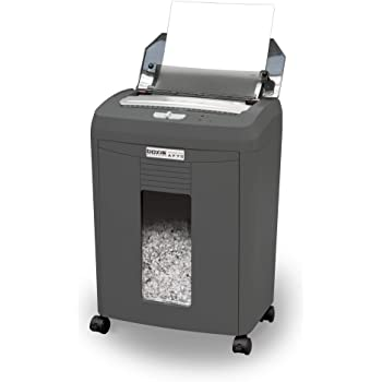 Boxis 70-Sheet Autofeed Microcut Paper Shredder