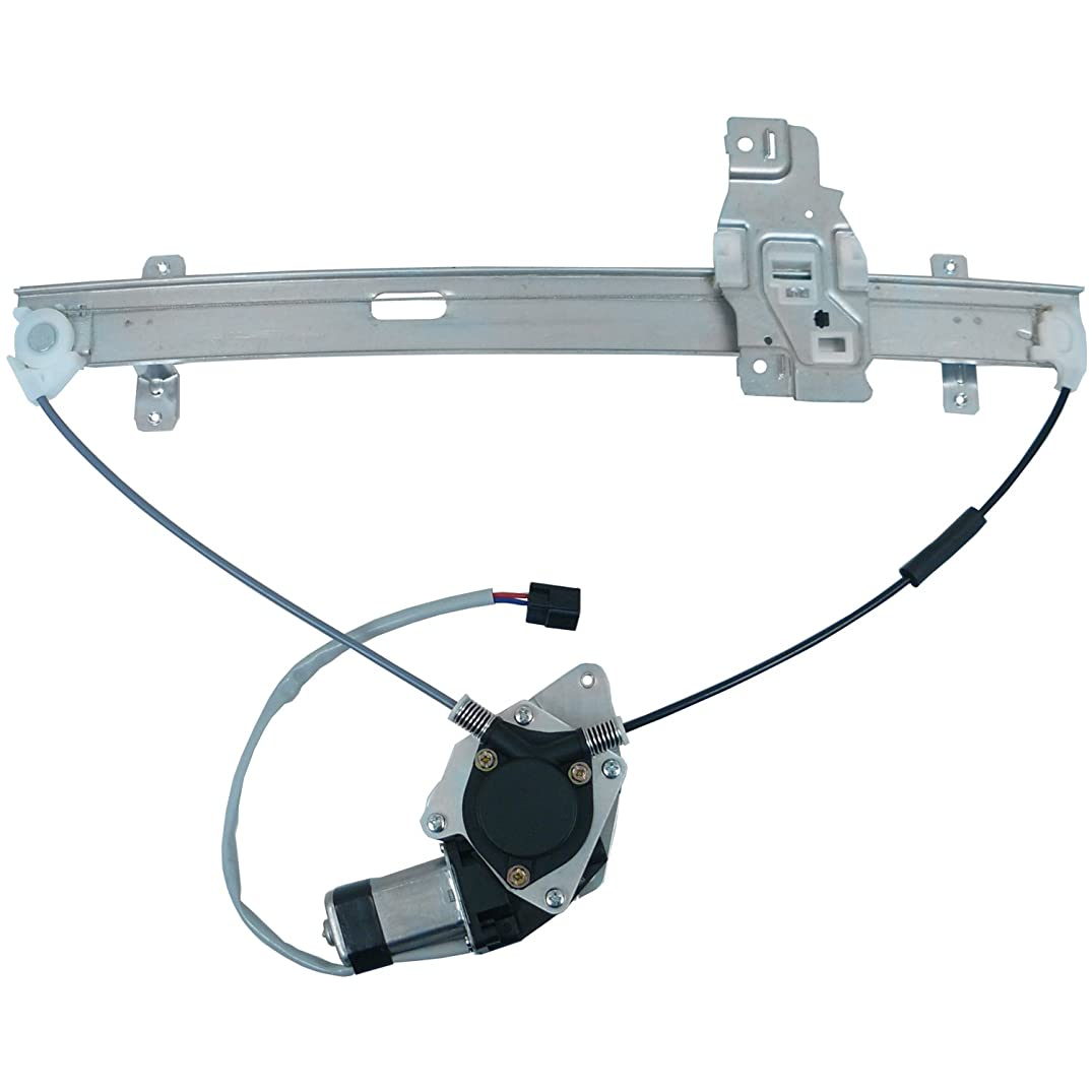 ACDelco 11A557 Professional Front Driver Side Power Window Regulator with Motor